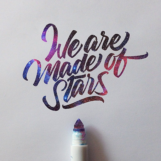 We are made of Stars