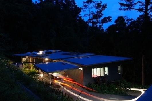 mmp architects: HP tree house #aechitecture