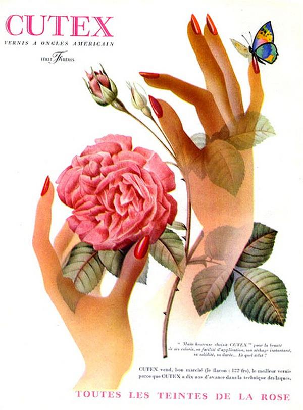 Nail Art: A Long Story #nail #story #art