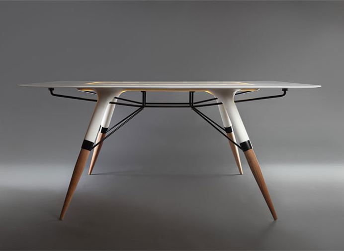 """Table """"T"""" by Dsignedby"""