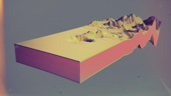 terrain.png (1300×729) #artwork #grid #terrain #poster