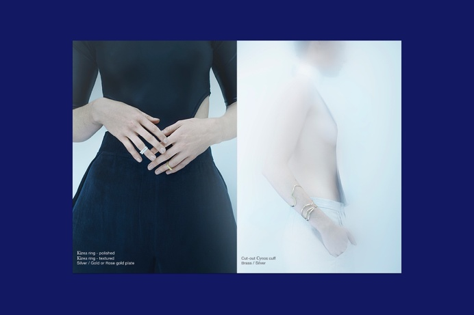Lookbook (jewelry) Mies Nobis – by Laura Knoops #jewel #lookbook #jewelry #photography #blurr