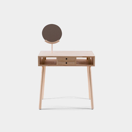 LivingBlock Dressing Table from Madtastic #mirror #table