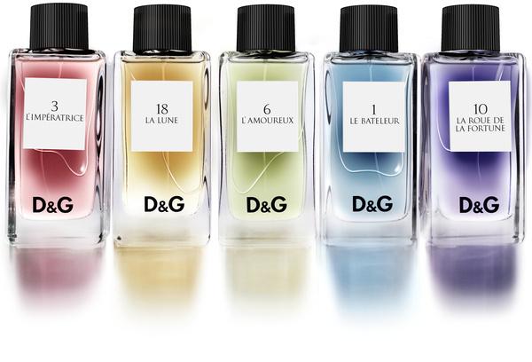 D&G ANTHOLOGY #fragrance #line