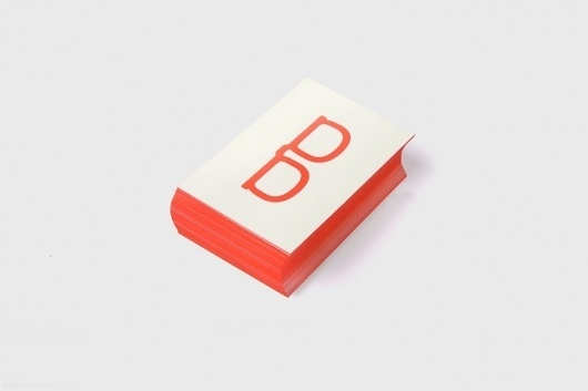 Booki.sh - Projects - A Friend Of Mine #red #business #branding #icon #identity #cards