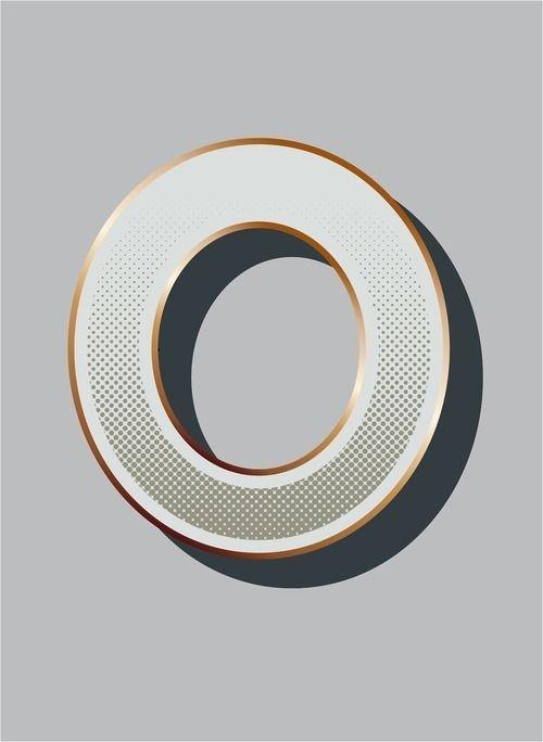 O #letter #design