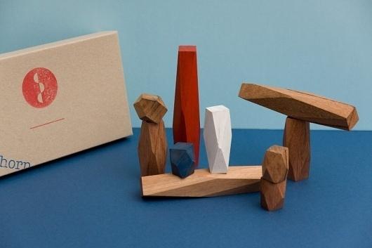 Studio Constantine » TreeHorn Design + Studio Constantine #sculpture #design #wood #craft #studio #collaboration #constantine