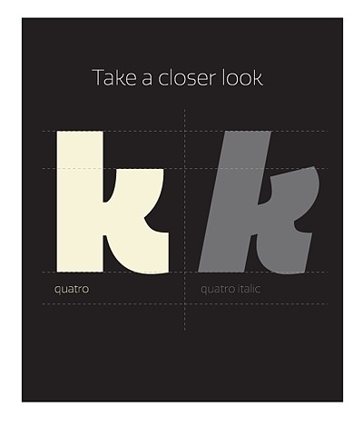 we love typography. a place to bookmark and savour quality type-related images and quotes