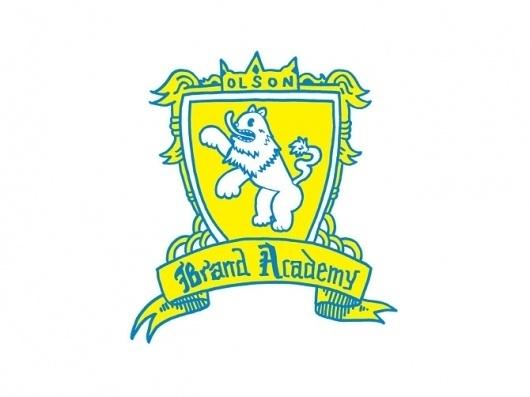 Milton Un #crest #academy #un #drawn #olson #milton