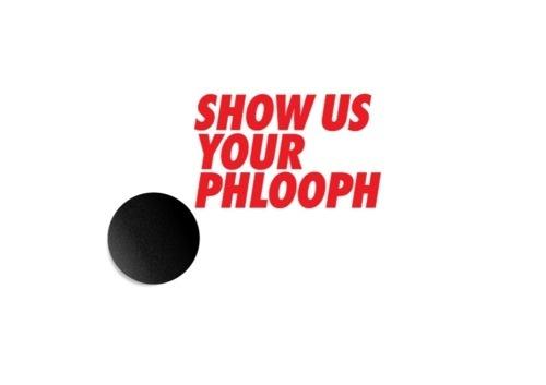 Phlooph #sticker #phlooph #typography