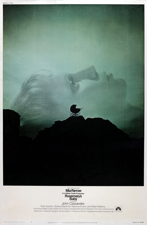 Rosemary's Baby #poster #film
