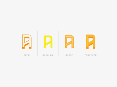 Stack Sample #font #typography