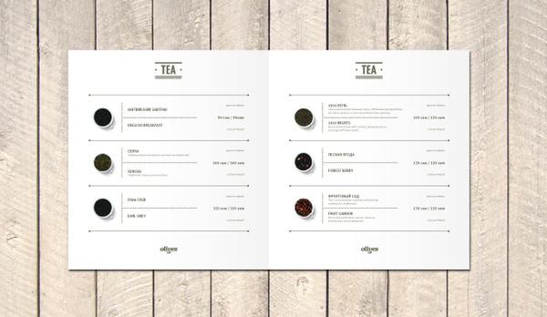 Coffee avenue @ olives cafe #menu