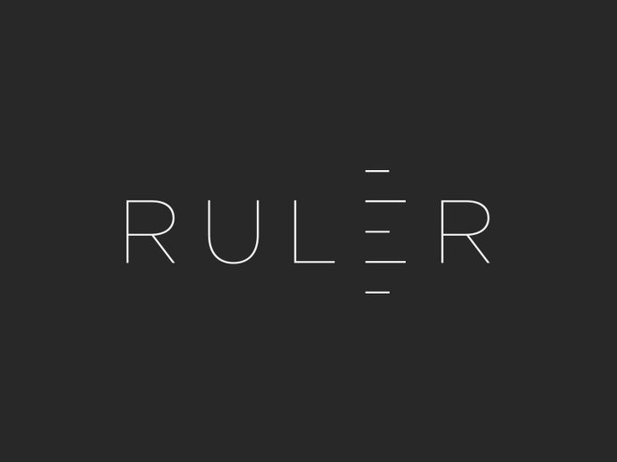 Ruler ( ver.2 ) by Aditya