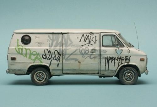 Partners & Spade | | Page 6 #graffitti #car