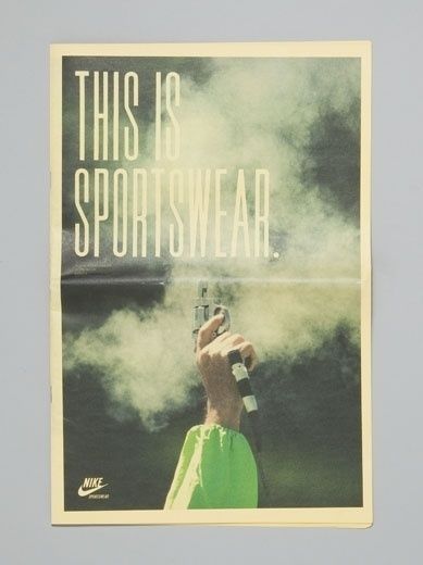Ill Studio - Nike Sportswear #artwork #type #photo