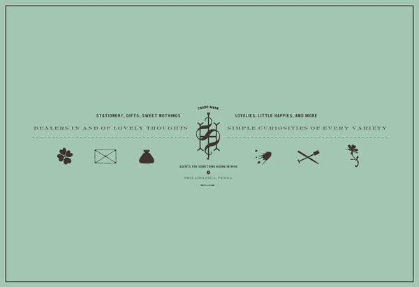 Stitch Design via www.mr cup.com #identity