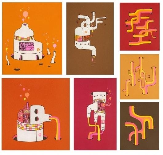50 Watts #ayumi #machine #aaron #imagination #space #piland #apak #garden