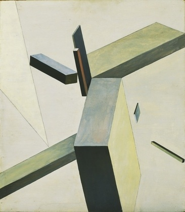 MoMA   The Collection   El Lissitzky. Composition. 1922 #proun #el #lissitzky #suprematism