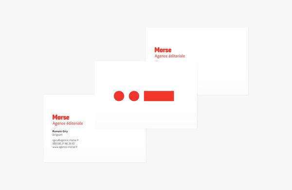 Martin Silvestre Morse #branding #design #graphic #identity #typography