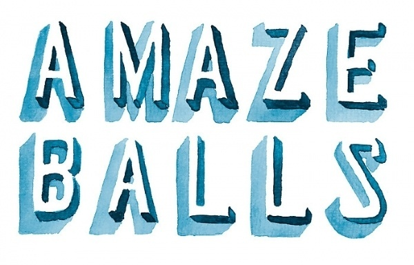 Amazeballs - Hello Jon - Illustration & Hand Drawn Type #jon #sterlino