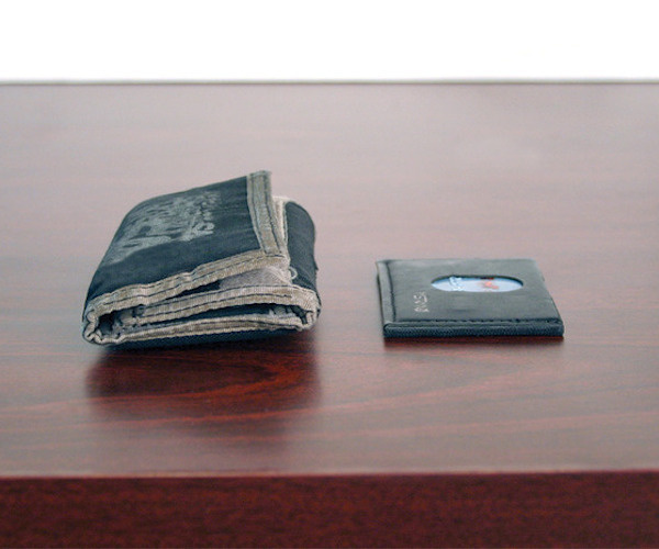 SLIMplistic #useful #men #fancy #wallet