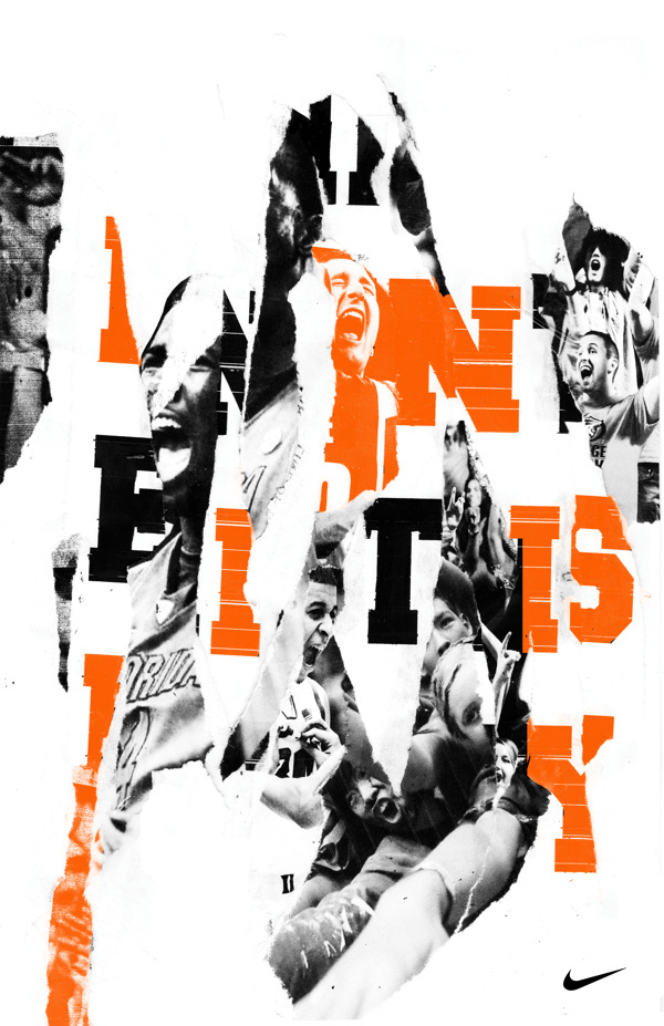 Nike March Madness on Behance