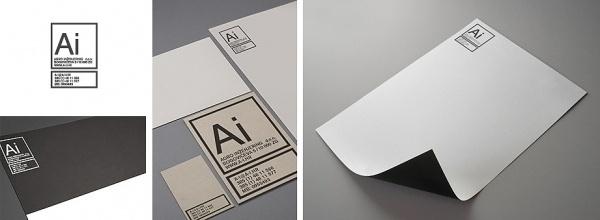Branding - lukadolecki.com #branding #architects #identity #luka #dolecki