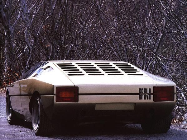Bertone 13 #industrial #retro #car #bertone