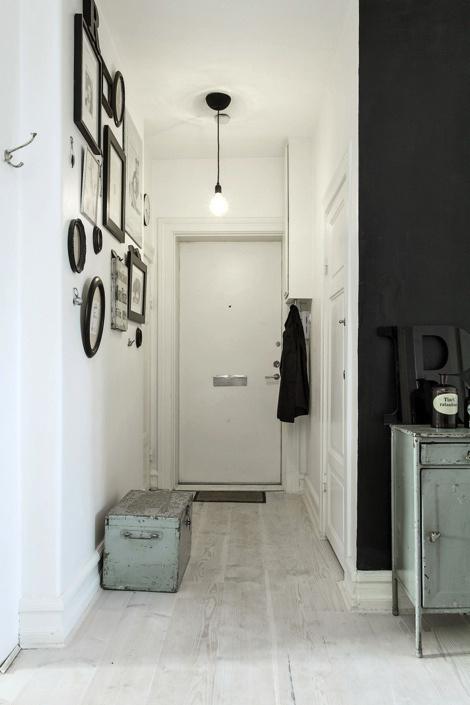Small apartment in Malmo #interior
