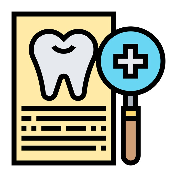 See more icon inspiration related to add, plus, dentist, tooth, dental insurance, files and folders, healthcare and medical, premolar, loupe, odontology, insurance, dental, magnifying glass, document, file and medical on Flaticon.