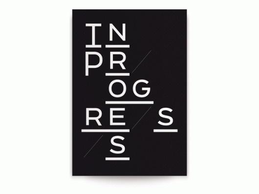 Superscript² / In Progress #typography