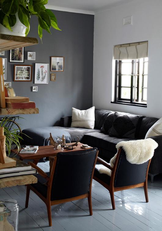 small, dark and dreamy / sfgirlbybay #interior #design #decor #deco #decoration
