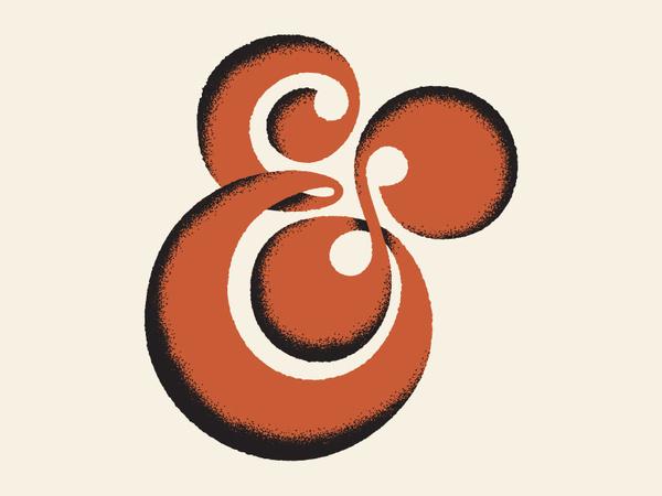 Ampersand #ampersand #type #letter #lettering