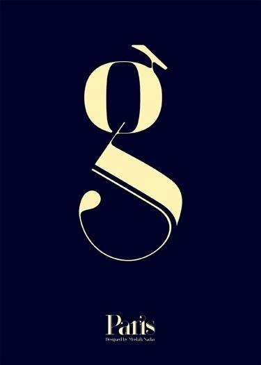 moshik nadav - typo/graphic posters #poster #typography