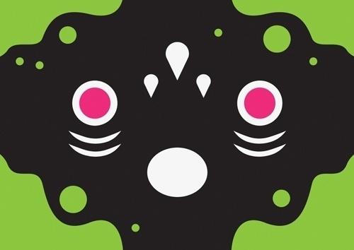 Blog   Pronto Pixel #pixel #culture #poster #plastic #logo #pronto #character #green