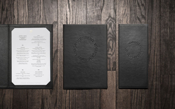 Graphic ExchanGE a selection of graphic projects Page2RSS #identity #restaurant
