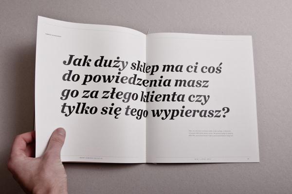 SEM SPECIALIST Magazine on Behance #book #typography
