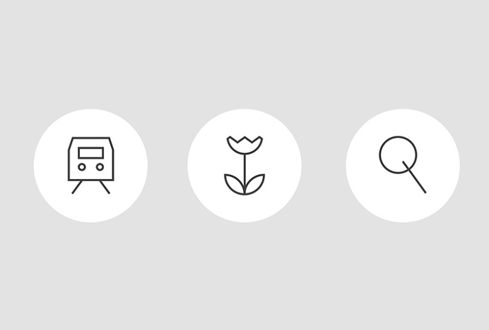 Design for Europe by Only #icons