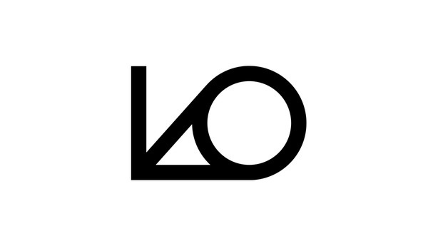 logo for 140 or less www.140orless.co.uk #logotype #moderinist #white #140 #branding #design #black #simple #and #logo