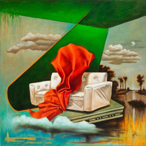 Miguel Angel Ricardez | PICDIT #painting #art