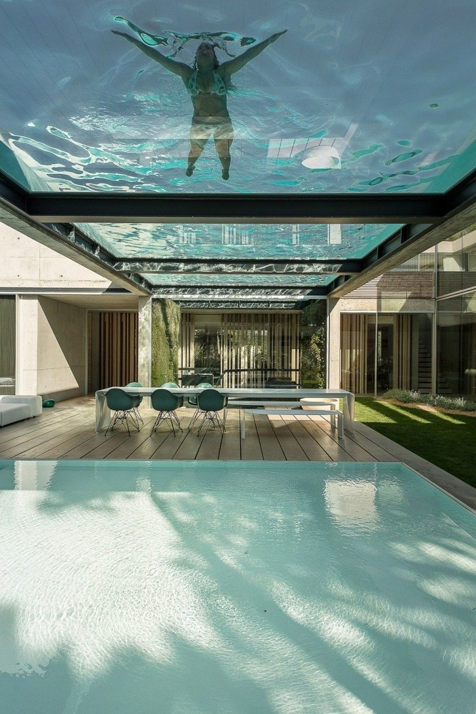 Patio House - The Wall House / Guedes Cruz Arquitectos 5