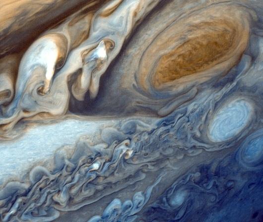 Jupiter_from_Voyager_1.jpg 916×776 pixels #voyager #1 #jupiter