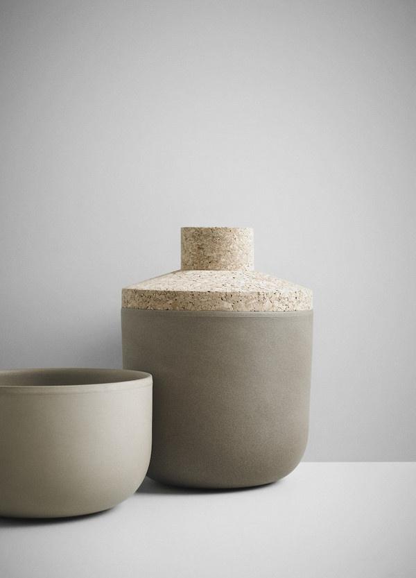 Storage Stone Jars #stone