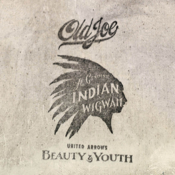 OLD JOE for B #logo #vintage #native