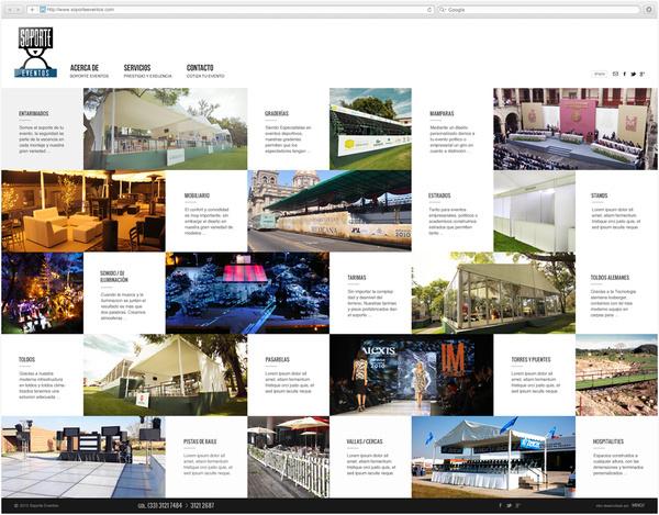 Web Development / Soporte Eventos #mexico #design #web #mno