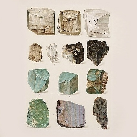 Helen Anna - Journal #rocks #crystals