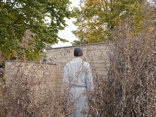 Alle Größen | Badekabine aus Lehm | Flickr - Fotosharing! #mark #kunstuniversitt #basehabitat #ufg #lehm #architektur #sengstbratl #linz