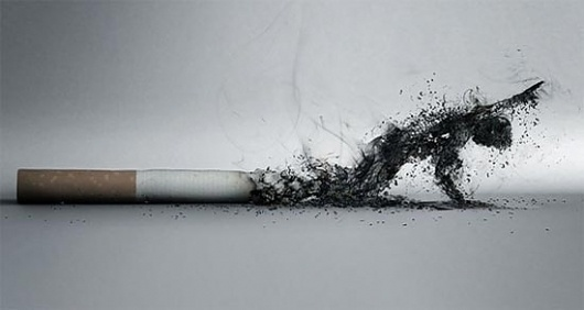 50 Most Creative Anti-Smoking Advertisements | 10Steps.SG #advertisement