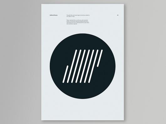 Process : C of Seeing #ruiribeiro #process #grid #symbol #minimal